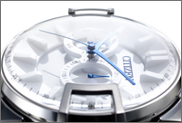 CITIZEN Eco-Drive EYES — 2010 Concept Model to be released as limited edition February 2013